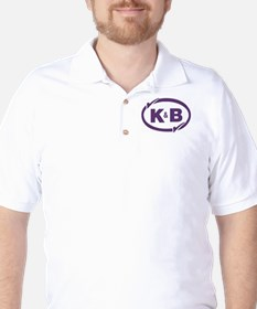 K&B Drugs Double Check Golf Shirt