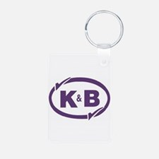 K&B Drugs Double Check Keychains