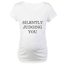 Silently Judging You Shirt
