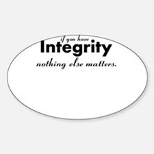 Cute Integrity Decal