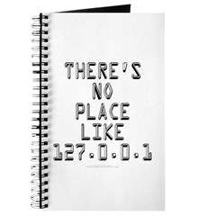 There's no place Journal