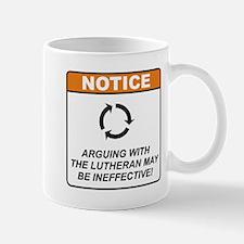 Lutheran / Argue Mug