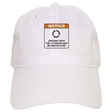 Lutheran / Argue Baseball Cap