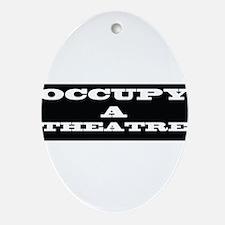 Theatre Ornament (Oval)