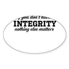 Cute Integrity Decal