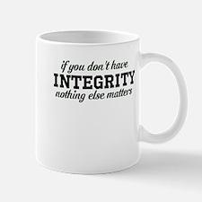 Funny Integrity Mug
