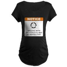 Agnostic / Argue T-Shirt