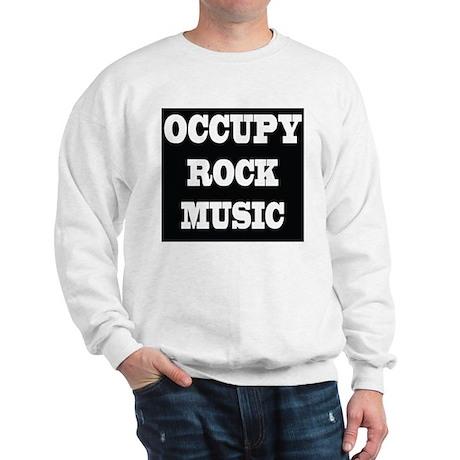 Rock Music Sweatshirt