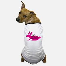 LIKE A RABBIT Dog T-Shirt