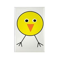 Cute Cool chick Rectangle Magnet