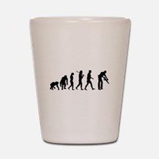 Carpenter Evolution Shot Glass