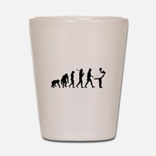 Dentist Evolution Shot Glass