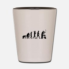 Handyman Evolution Shot Glass