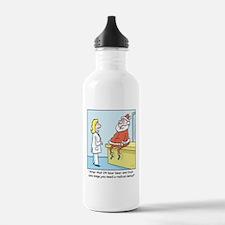 Time for Santas Diet Water Bottle