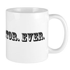 Worst Debtor Ever Trophy Mug