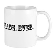 Worst Marriage Ever Trophy Mug