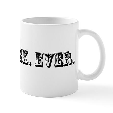 Worst Sex Ever Trophy Mug