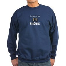 I'd Rather Be Birding Jumper Sweater