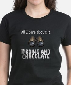 All I Care About Is Birding a Tee