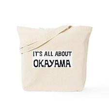 All about Okayama Tote Bag