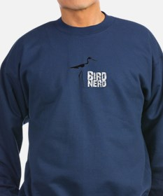 Bird Nerd (Stilt) Sweatshirt (dark)