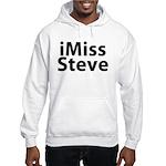 iMiss Steve Hooded Sweatshirt