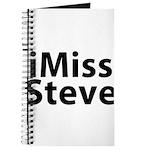 iMiss Steve Journal