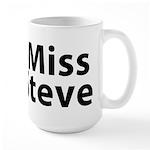 iMiss Steve Large Mug