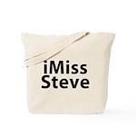 iMiss Steve Tote Bag