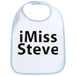iMiss Steve Bib