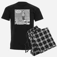 Ghost Comedian (no text) Pajamas