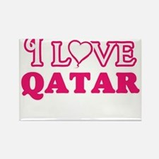 I love Qatar Magnets