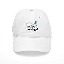 Retired Paralegal Gift Baseball Cap