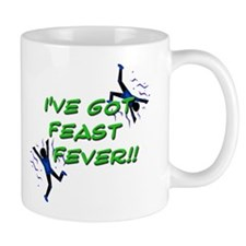 Feast Fever Coffee Mug