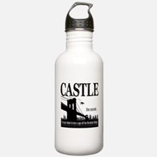 Castle Bridge Toss Water Bottle