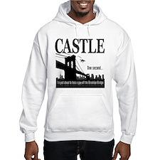 Castle Bridge Toss Hooded Sweatshirt