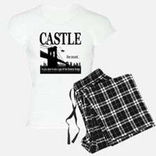 Castle Bridge Toss Pajamas