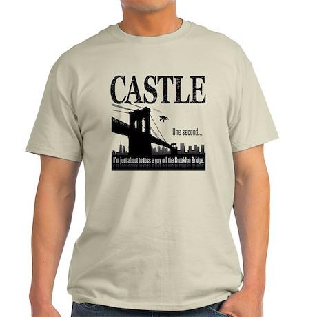 Castle Bridge Toss Light T-Shirt