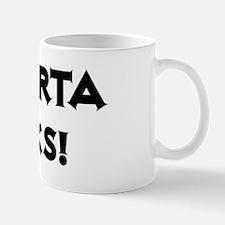 Jakarta Rocks! Mug