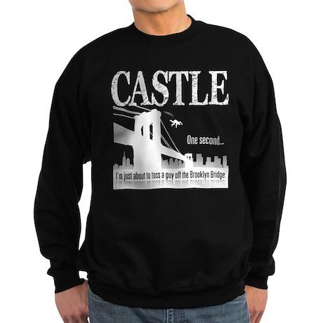 Castle Bridge Toss Sweatshirt (dark)