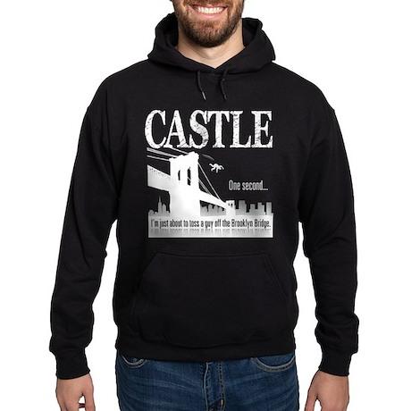 Castle Bridge Toss Hoodie (dark)