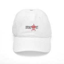 SMOKIN Baseball Baseball Cap