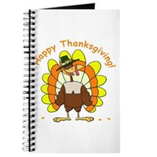 Candy Corn Turkey Journal
