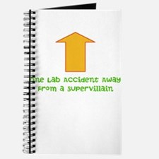 Lab Accident Journal