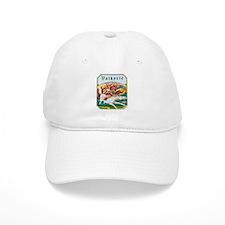 Valkyrie Cigar Label Baseball Cap