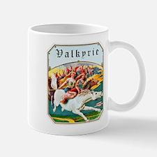 Valkyrie Cigar Label Mug