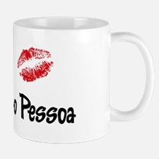 Kiss Me: Joao Pessoa Mug