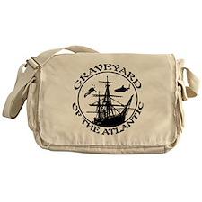 Graveyard of the Atlantic Messenger Bag