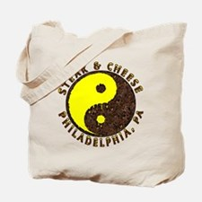 Steak and Cheese Philly Desig Tote Bag
