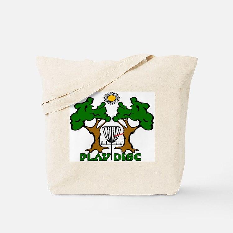 Disc Golf Landscape Original Tote Bag